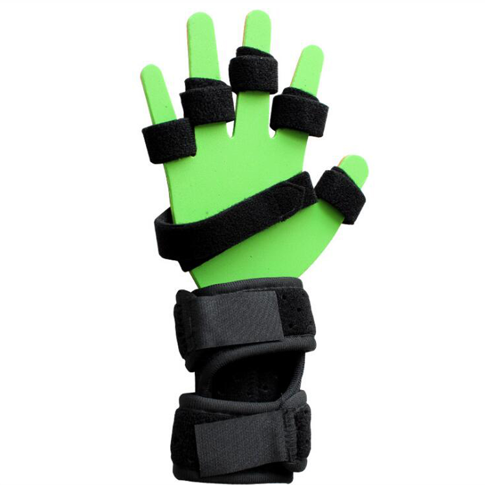 Ober Hand Wrist Orthosis Separate Finger Train Device Flex Spasm Extension Board Splint Apoplexy Hemiplegia Right Left Men Women