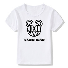 Radiohead Band Rock And Roll T shirt Boy & Girl