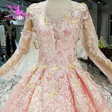 AIJINGYU Weding Dresses For Bride Sites Gown Wedding Dress