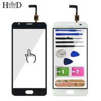 5 5 Mobile Phone Touch Panel For Ulefone Power 2 Touch Screen Glass Digitizer Panel Lens