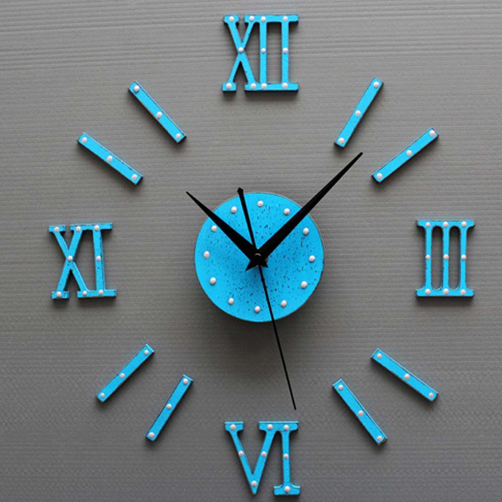 Online Get Cheap Diy Vintage Wooden Wall Clock Aliexpresscom