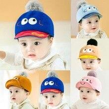 Fashion Baby Boys Girls Hat Soft Baseball Cap Summer Hats Newborn Boy Beret