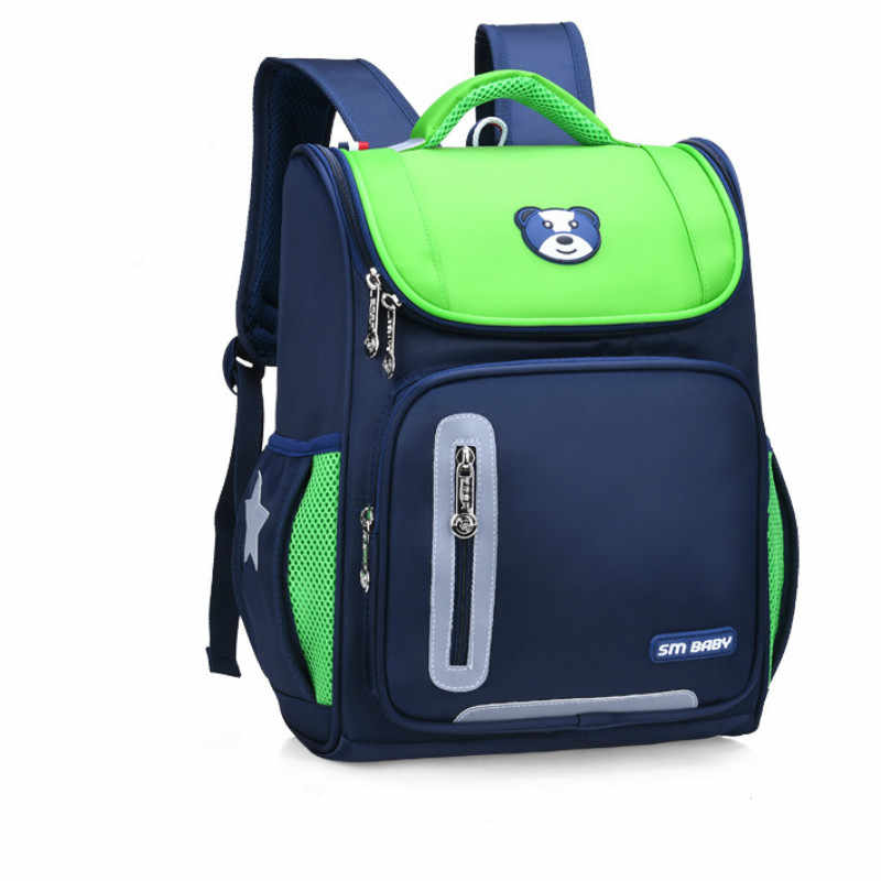 Torby szkolne dla dzieci chłopcy dziewczęta dzieci ortopedyczne powrót do szkoły pakiety dziecięce tornistry wodoodporny plecaki szkoły podstawowej plecak szkolny