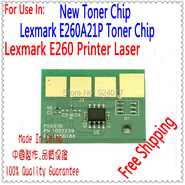 u2022 toner reset chip for lexmark e260 e260d e260dn e360d e360dn rh sites google com Lexmark X264dn Lexmark E260dn Printer