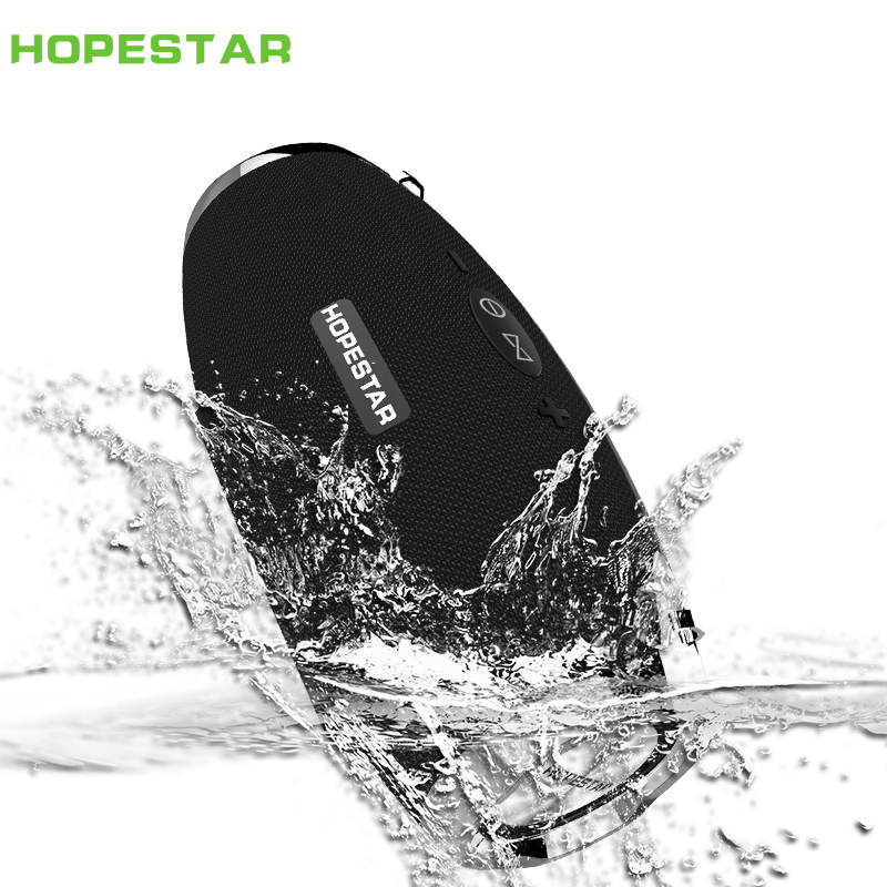 HOPESTAR H26 Portable Wireless Waterproof Bluetooth Speaker Column Stereo Soundbar Outdoors Subwoofer Speakers PK BOOMBOX XTREME in Portable Speakers from Consumer Electronics