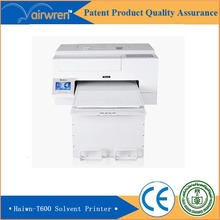 CE Certification tshirt print equipment direct to garment printer for T shirt