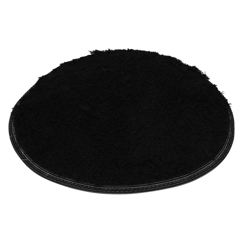 2016 carpet bedroom soft bath bedroom floor shower round mat rug non slip vovotrade tapis salon. Black Bedroom Furniture Sets. Home Design Ideas