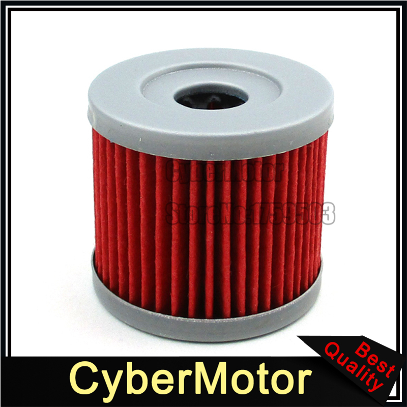 8x Oil Fuel Cleaner Filter For QM125GY K157FMI 125cc Sinnis Apache 125