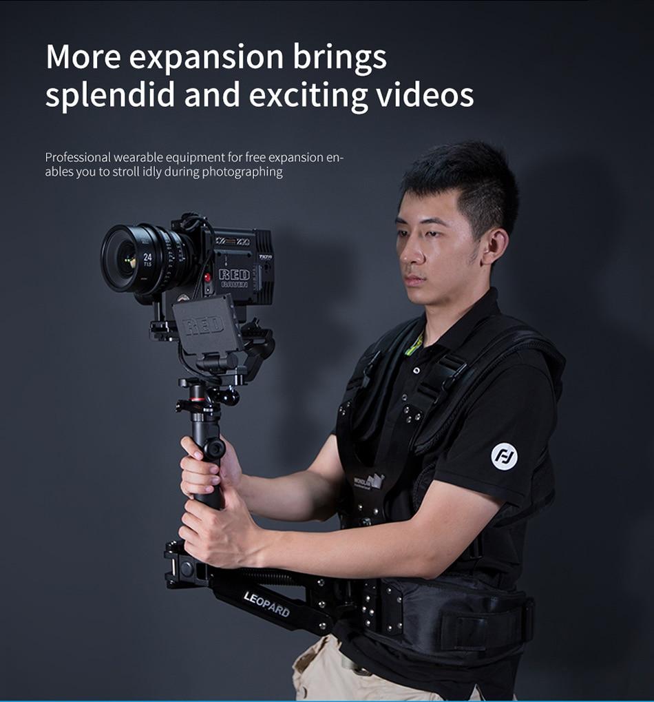 Feiyutech Feiyu AK4000 AK00 3-Axis DSLR Stabilizer Follow Focus Handhel Video Gimbal for Sony Canon Panasonic Nikon cameras 11