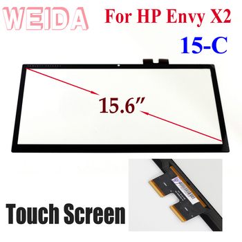 цена на WEIDA Touch Screen  For HP Envy X2 15-C 15-C001dx 15.6 Touch Screen Digitizer Panel 15 -C Series