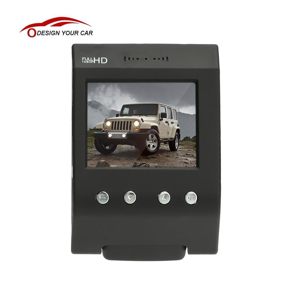 imágenes para Salpicadero del coche dvr que conduce el registrador video del coche de la cámara dash cam vehículo cámara de vídeo con g-sensor motion detección de bucle de grabación