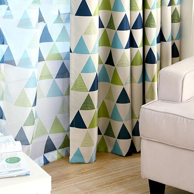 geometric blackout curtains modern 2017 new europe geometric blackout curtains for bedroom living room children luxury elegant thick window