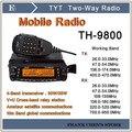 100% НОВЫЙ TYT TH-9800 рацию 29/50/144/430 МГЦ QUAD BAND ПРИЕМОПЕРЕДАТЧИКА Мобильный Автомобилей радио