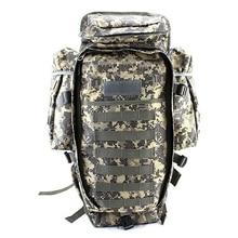 USMC US Army ACU Outdoor Military Tactical Backpack Camping Hiking Rifle Gun Bag Trekking Sport Travel Rucksacks Climbing Bags