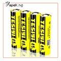 1 unids/lote tesiyi 18650 batería 3000 mah eleaf 45a 3.7 v ajuste para joyetech kanger aspire e-cigarrillo smok tesiyi18650 icr batería