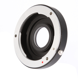 Image 4 - Адаптер объектива Fotga со стеклом для объектива Pentax PK K к Nikon D810 D800 D750 D7100 D5300 D7200