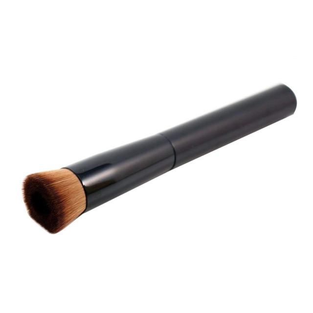 1 piezas maquillaje profesional de los cepillos nuevo Pro líquido multipropósito cara cepillo cara Fundación cepillo cosmético del maquillaje herramientas