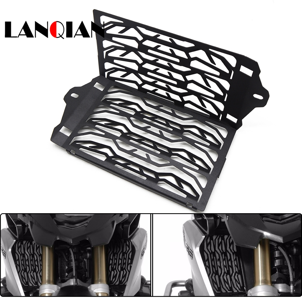 High quality Motorcycle Radiator Grille Guard Cover Protector Grille Grill Cove For BMW R 1200 GS GSA ADV LC WC 2013-2016 new radiator protective cover grill guard grille protector radiator grille guard cover for bmw r1200gs 13 15 r1200gs adv 14 15