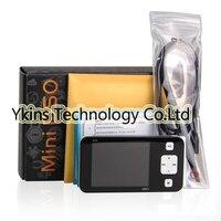 Portable DS211 Pocket Size ARM Mini LCD Digital Oscilloscope USB 2.8 DSO211 For Oscilloscope Automotive With Oscilloscope Probes