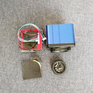 Image 2 - HQCAM אלומיניום כיסוי חומר מגן אבטחת CCTV אינטרנט מצלמה פגז דיור מתכת אקדח מצלמה עבור IP מצלמה מקרה