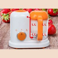 All in One Baby Food Processor Complementary Food Machine Steam Vapor Stir Cook Blender DIY Electric Heating Healthy Maker