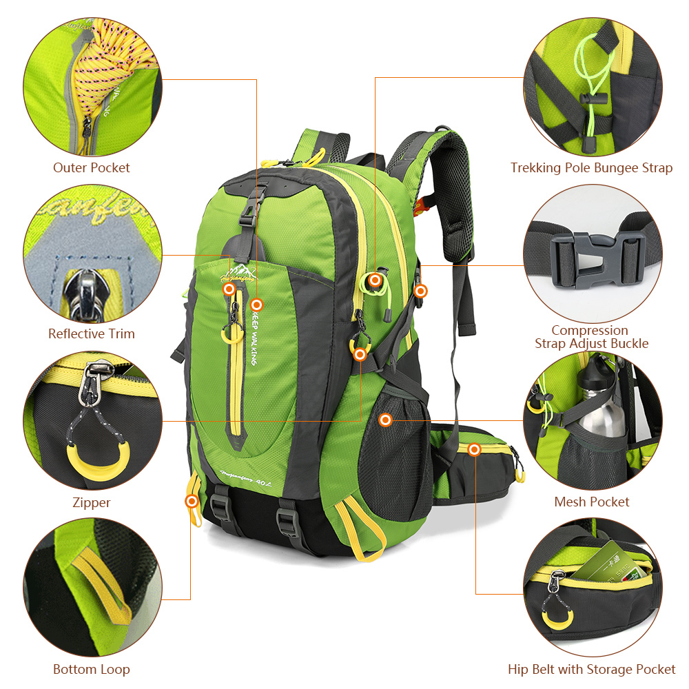 HTB1QNq2bifrK1RjSspbq6A4pFXab Waterproof Climbing Backpack Rucksack 40L Outdoor Sports Bag Travel Backpack Camping Hiking Backpack Women Trekking Bag For Men