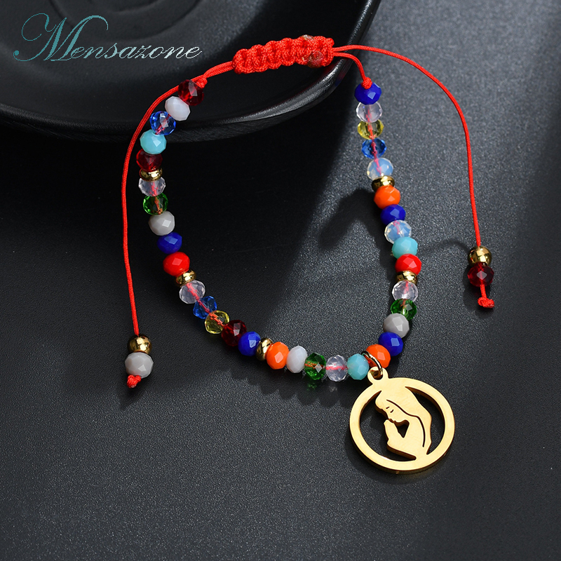 Handmade Religious Jewelry For Women - Year of Clean Water