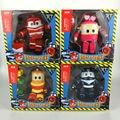 Robot Trains KAY ALF DUCK SELLY Transforming Train Set  Kay Alf Dynamic Train Family Deformation Train Car action figure toys