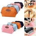 Viajes Maquillaje Cosméticos Maquiagem Bolsa Chica de Moda Multifunción Maquillaje del artículo de Tocador Del Caso