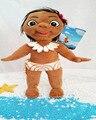 1pcs25cm Принцесса Моана Плюшевые Игрушки Джордж Свинья Фигурку Игрушки КУКЛЫ для детей Рождественские подарки