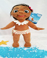 Moana 1pcs25cm Princesa Brinquedos de Pelúcia George Porco Figura de Ação BONECA de Brinquedo para as crianças presentes de Natal