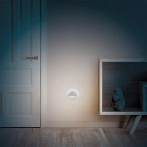 Image 4 - Xiaomi Mijia Philips Bluetooth Night Light LED Induction Corridor Night Lamp Infrared Remote Control Body Sensor For Mi home APP