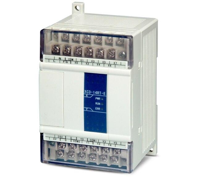 XC1-16T-C  Xinje PLC CONTROLLER ,HAVE IN STOCK,  FAST SHIPPING xc1 16t e xinje xc1 series plc ac220v di 8 do 8 transistor new in box