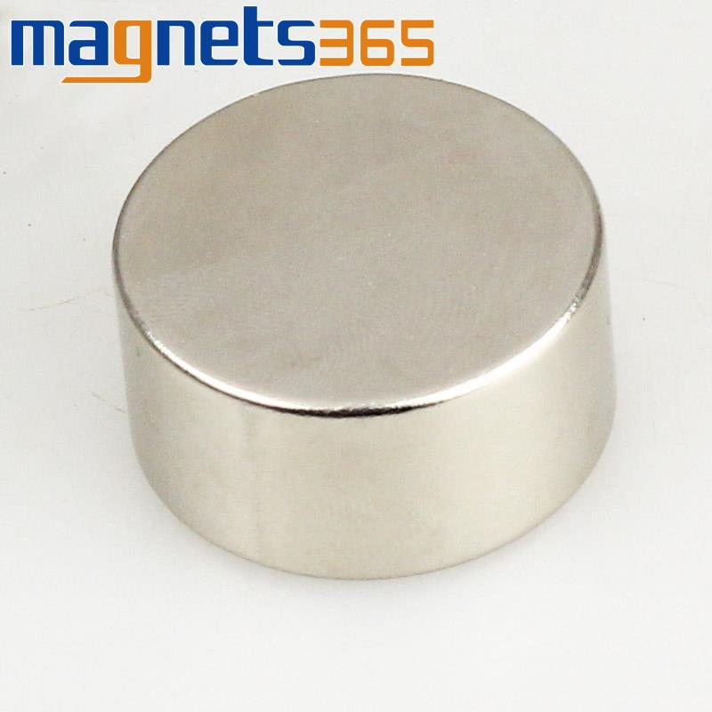 OMO Magnetics 1pc N35 Strong Permanent Magnets Neodymium Magnet Cylinder Round 30mm x 15mm Rare Earth Magnet Disc Free Shipping 20pcs powerful neodymium disc magnets n35 grade diy craft reborn permanent magnet round magnet strong magnet 9mm x 3mm