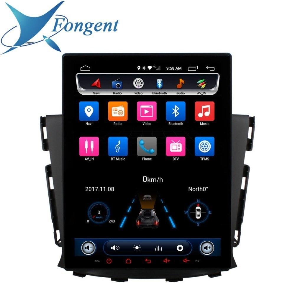 Lecteur Multimeida Intelligent de navigateur de GPS de DVD de voiture d'android pour le véhicule de Changan CS35 2017 stéréo Audio de Radio de véhicule 9.7