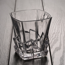 HOT SALE!!! Geometric Design Crystal Whiskey Glass