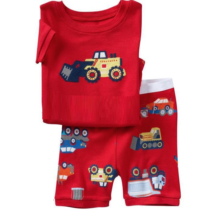 Online Buy Wholesale boys pajamas shorts from China boys pajamas ...