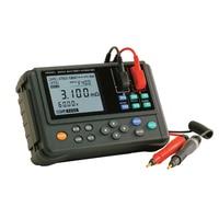 Battery tester lead battery internal resistance meter