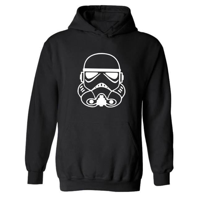 Funny Print Star Wars Hoodies & Sweatshirts