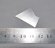 1 г рения доска рений лист редкие разгона металл re-бесплатная > = 99.99% рений редких металлов слитки высокотемпературная инструмент