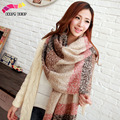 2017 Winter Scarf For Womens Scarfs Fashionable Designer Scarves And Stoles Plaid Shawl High Quality foulard femme hiver New