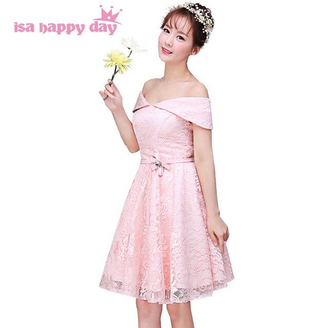 eea1309f light pink formal gown lace up applique vintage princess prom party dress  pretty pageant dresses robe de soiree 2019 H3879