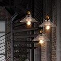 Ресторан-бар лампа Американский Бар кафетерий подвесной светильник творческая личность один Стекло подвесной светильник Исследование сов...