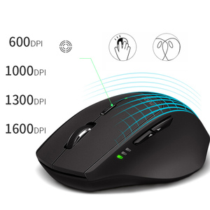 Image 3 - New Rapoo MT550G Multi mode Wireless Mouse Switch between Bluetooth 3.0/4.0 and 2.4G for Four Devices Connection Computer Mouse