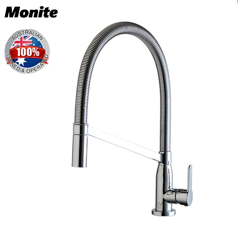 AU 360 Swivel Spout Chrome Brass Taps Deck Mounted Vessel Sink Mixer Tap Kitchen Basin Sink Faucet Hot & Cold Water Mixer Tap newly chrome brass water kitchen faucet swivel spout pull out vessel sink single handle deck mounted mixer tap mf 302