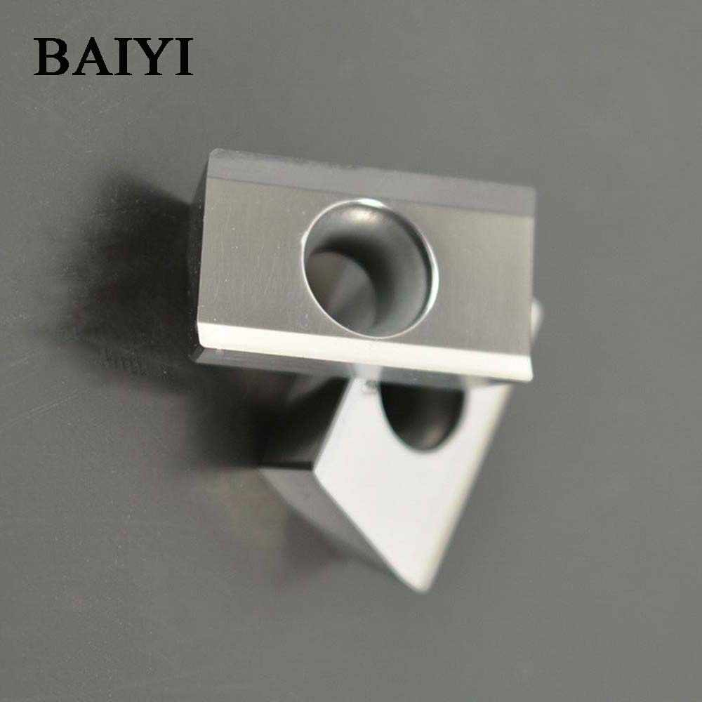 20PCS Aluminum APKT1604PDFR-MA H01 APMT1604 Carbide milling inserts Cutter blade