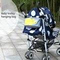 O novo especial carrinho de Bebê pendurado saco de Múmia bag bolsa Acessórios De Carrinho