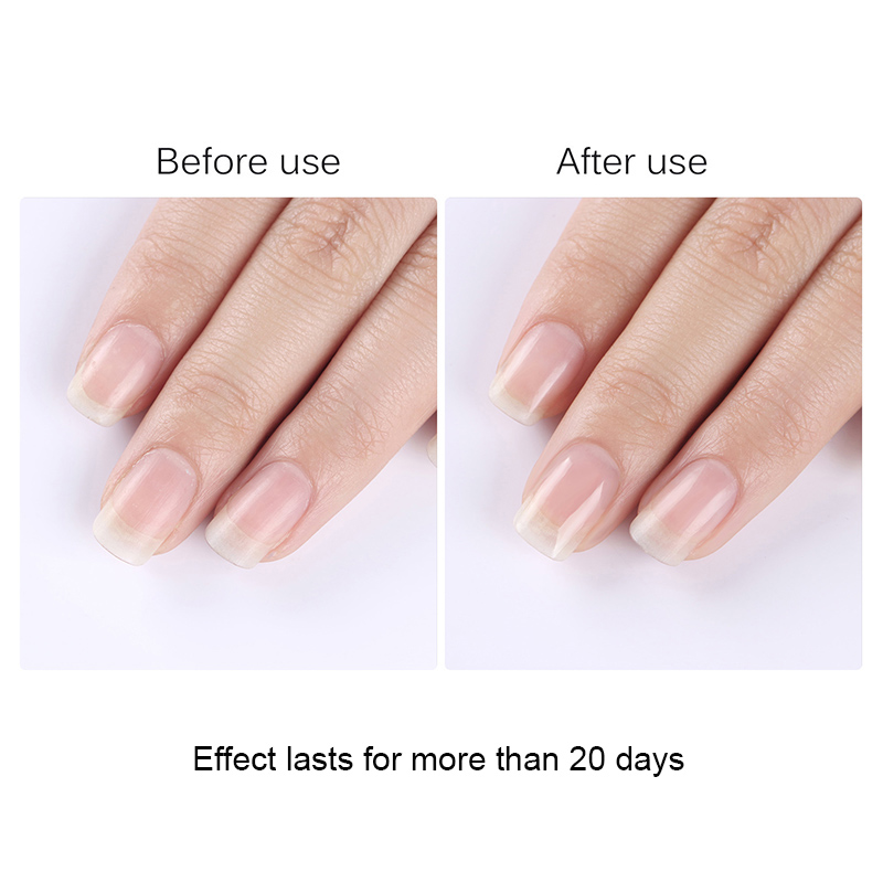 BORN PRETTY Gradient Nano Glass File Nail Buffer Cleanable Shiny ...