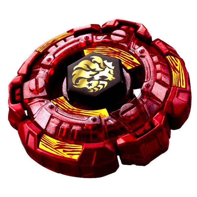 Limited Version Red Fang Leone W105R2F WBBA BURNING CLAW Beyblade with Launcher Set