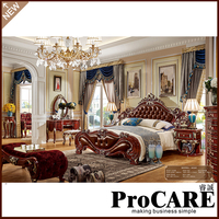 american bedroom furniture solid wood bedroom set crystal king size bed